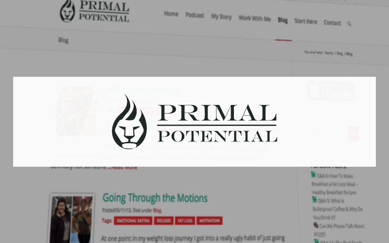 fat loss blog Primal Potential