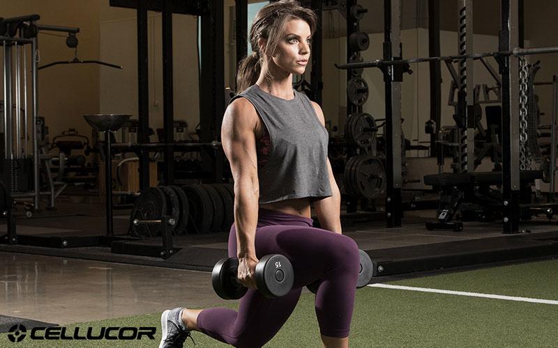 Jen Jewell Redefining Strength Standards