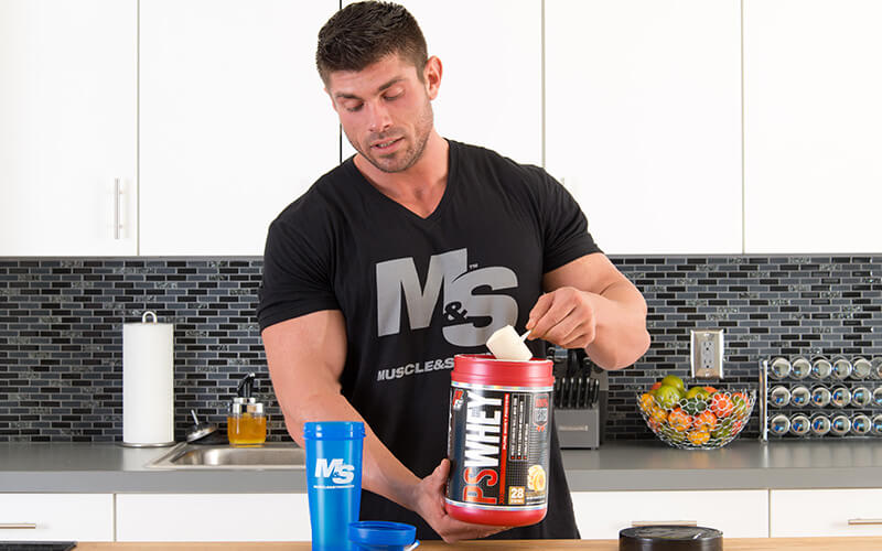 3 Proven Ways to Lock Down Nutrition With Protein
