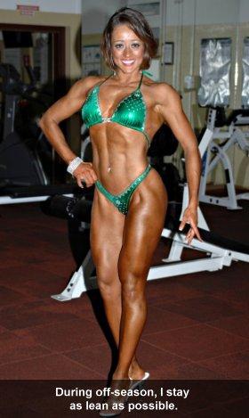 Alejandra Goncalves Figure
