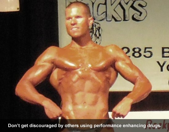athlete's performance enhancement through drugs This simple solution might stop doping in but a ban only works if the anti-doping agency can detect performance-enhancing drugs so does an athlete's.