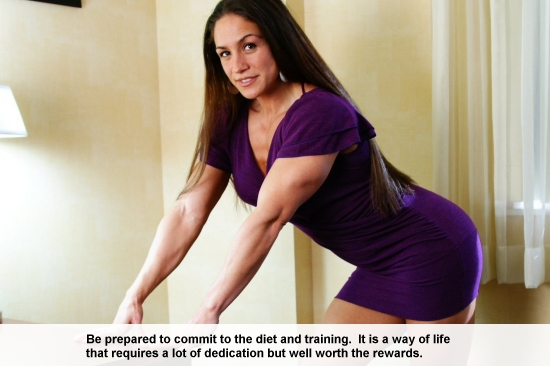 Christy Resendes Diet and Training