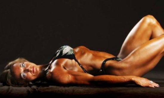 Corrina Hamill Bodybuilder