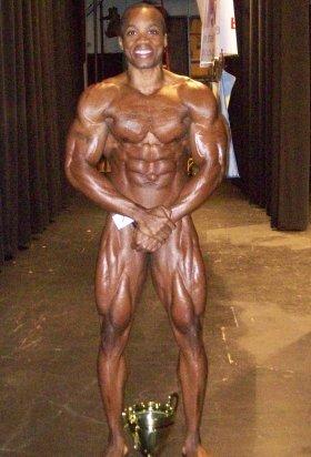 Daniel Grissom Natural Champion