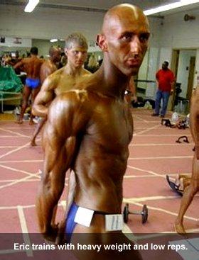 Eric Marriner Natural Bodybuilder