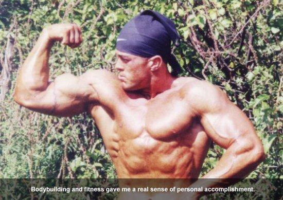 Natural Bodybuilder John Quinlan