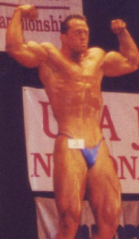 John Quinlan Bodybuilder