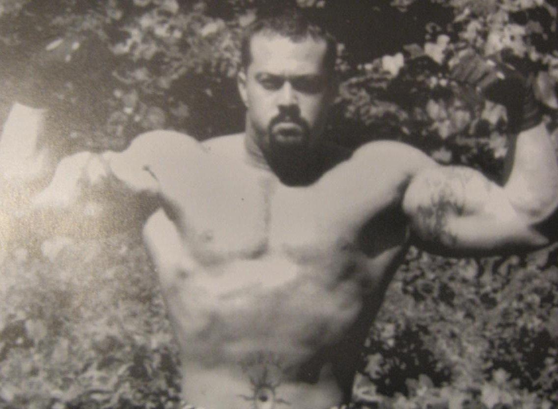 John Quinlan Wrestler
