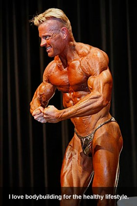 Larry Burt Healthy Bodybuilding Lifestyle
