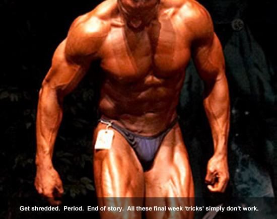 Layne Norton Shredded Bodybuilder