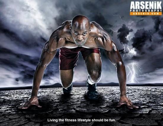 Obi Obadike Fitnes Model