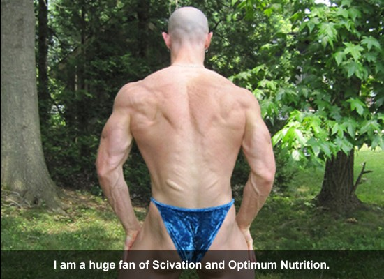 I am a huge fan of Scivation and Optimum Nutrition.