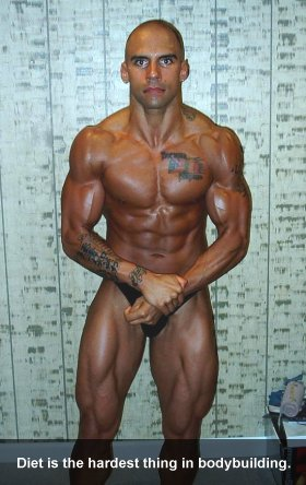 R J Perkins Bodybuilding Diet