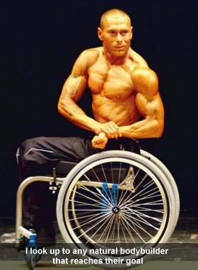 Rich Knapp Bodybuilding Goals