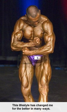 Rick Waters Bodybuilding Lifestyle