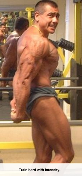 Rick Waters Bodybuilding Training Intensity