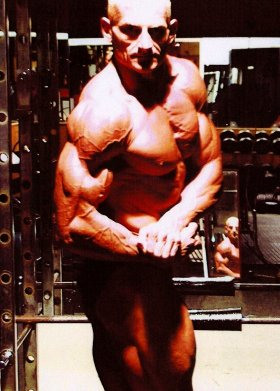 Roger Waters Massive Bodybuilder