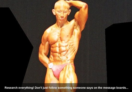 Sean Sullivan Bodybuilding Advice