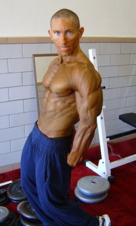 Sean Sullivan Shredded Natural Bodybuilder