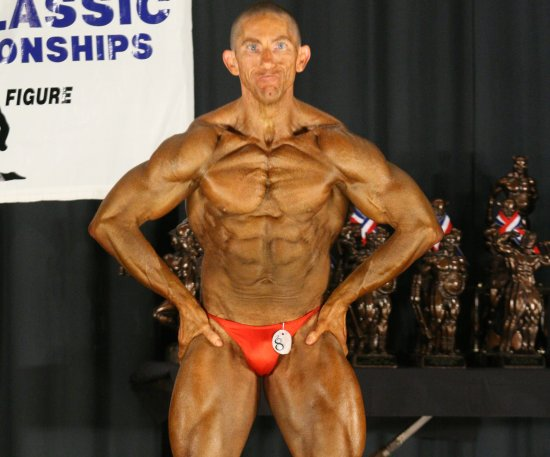Sean Sully Sullivan Natural Bodybuilder