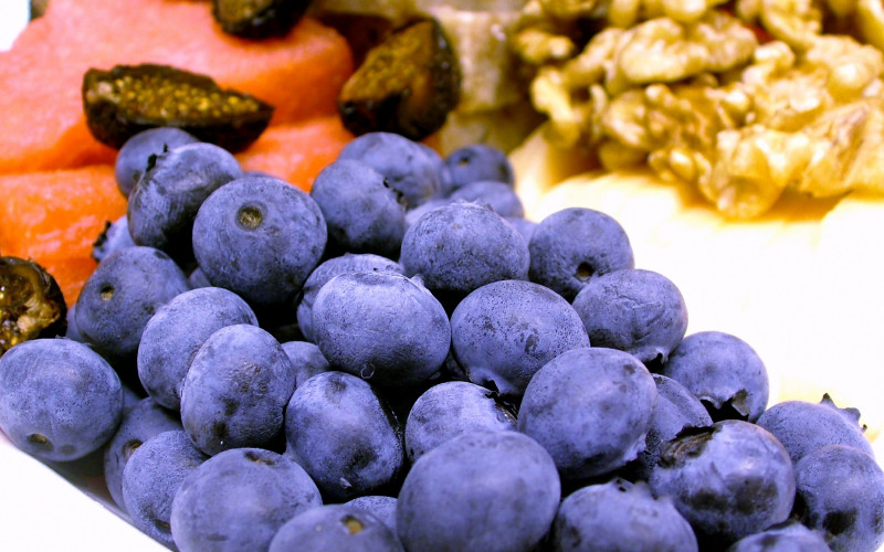 The Perimeter Diet - Blueberries
