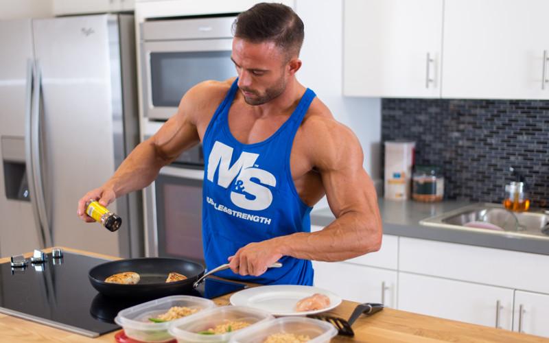 The Perimeter Diet - M&S Cooking