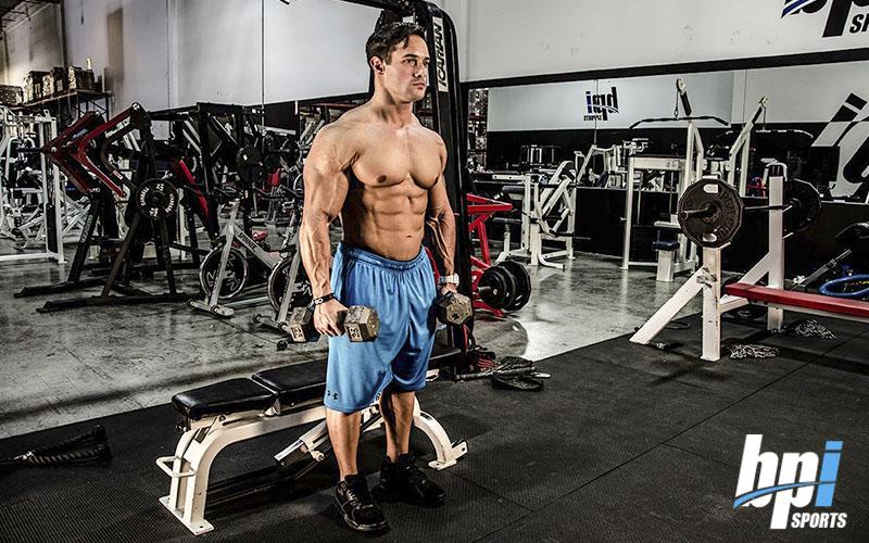 Shoulder Exercise Finishers To Build Bigger Shoulders
