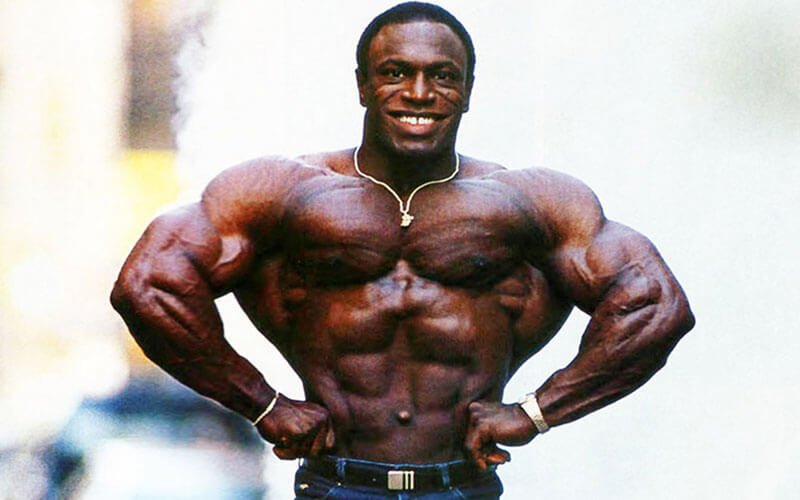 Lee Haney's Tips to Building an Enormous Chest