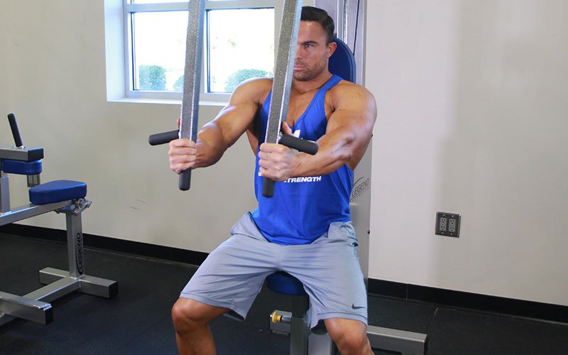 Pec Dec Video Exercise Guide Amp Tips