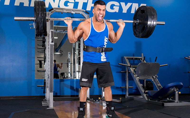 How To Break Through Muscle Building Plateaus Using Explosive Lifting
