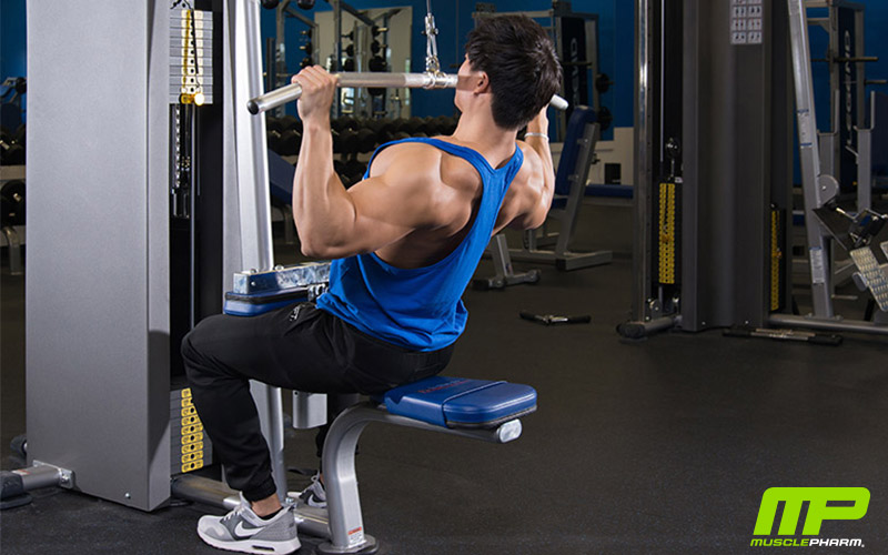 4 Advanced Training Techniques to Build Massive Lats