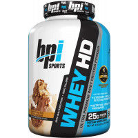 BPI Sports Whey-HD, 4.1lbs