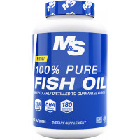 M&S 100% Fish Oil, 180 Softgels