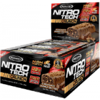 Nitro-Tech Crunch Bars, Box of 12