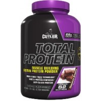 Cutler Total Protein, 62 Servings