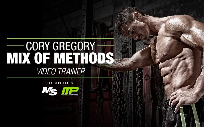 Cory Gregory Mix Of Methods Video Trainer