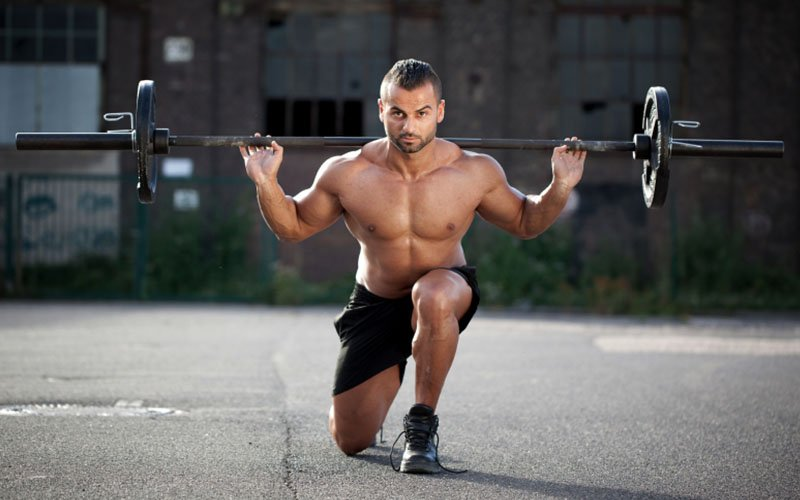 how to train legs without squats
