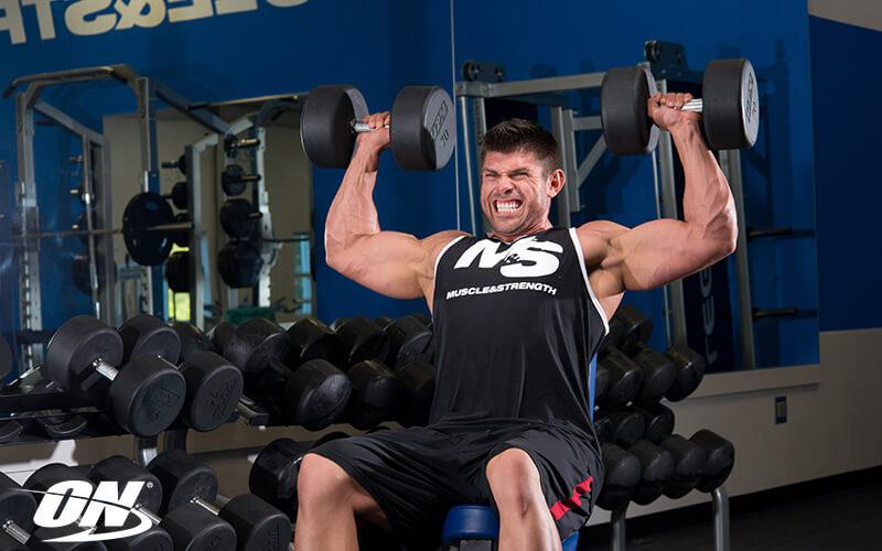 レジスタンストレーニングと肩の傷害