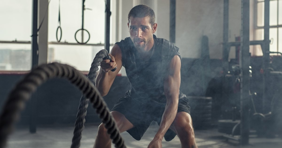 6 Week Weights and Cardio Superset Workout
