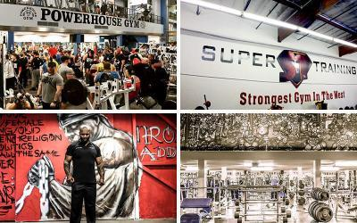 10 Gyms You Must Train at Before You Die