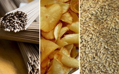 10 Unusual Carbohydrates You've Probably Never Eaten