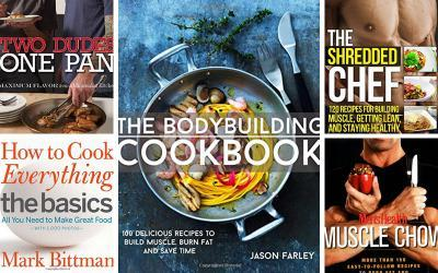 12 Fitness Cookbooks You Should Own