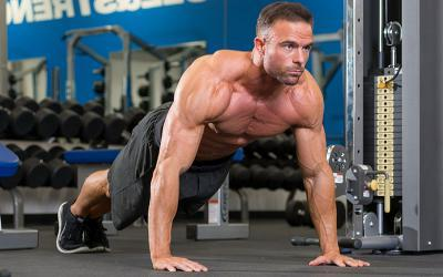 21 Different Ways to Perform a Push Up