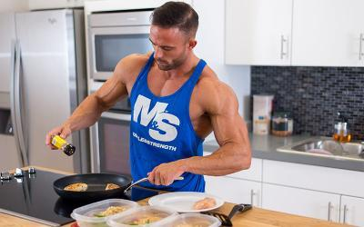 The 4 Most Important Factors For Your Muscle Building Diet