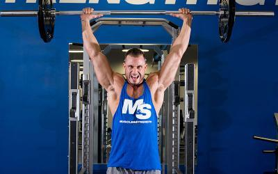 4 Exercises You Should Start Doing to Improve Your Overhead Press