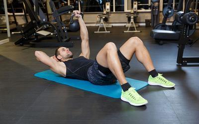 4 Kettlebell Exercises to Build Better Tricep Strength