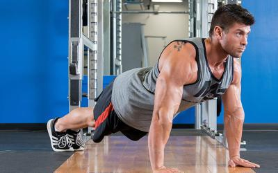4 Killer Pushup Variations for Explosive Power
