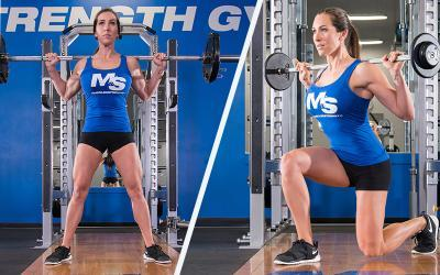 4 Supersets That Will Destroy Your Legs