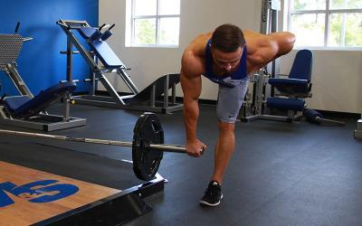 5 New Landmine Exercises for Explosive Gains