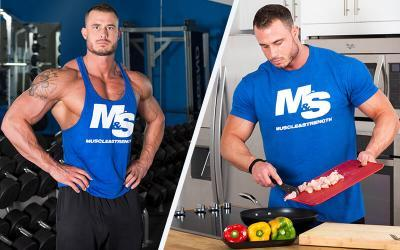 6 Workout & Nutrition Tips for Optimizing Lean Muscle Growth